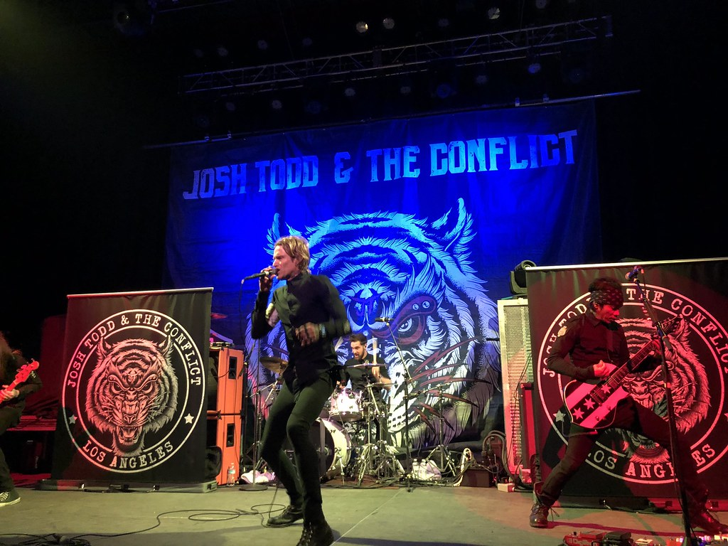Josh Todd & The Conflict