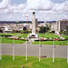 The War Memorial, Plymouth Hoe from Smeaton's Tower, 21st July 1992