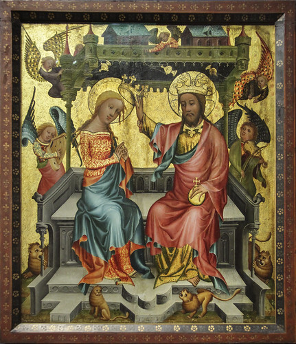 Double-winged Alterpiece (Buxthehude Alter), 1390-1415, Bertram von Minden