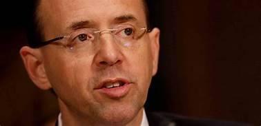 newstome1: Dick Morris: Rosenstein Threatened Intelligence...