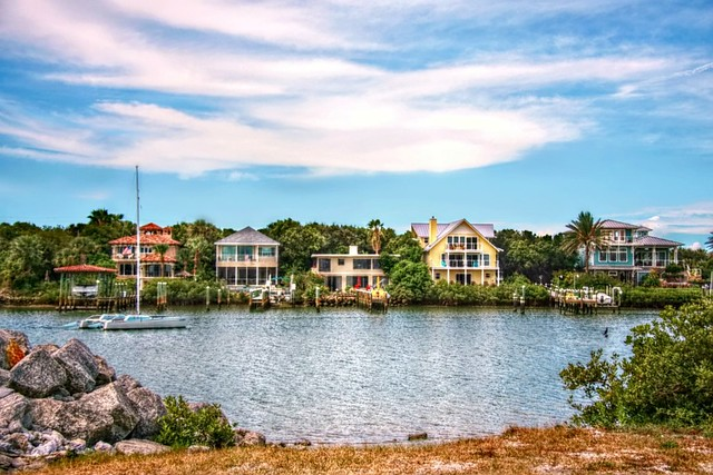 Ponce Inlet Scenic