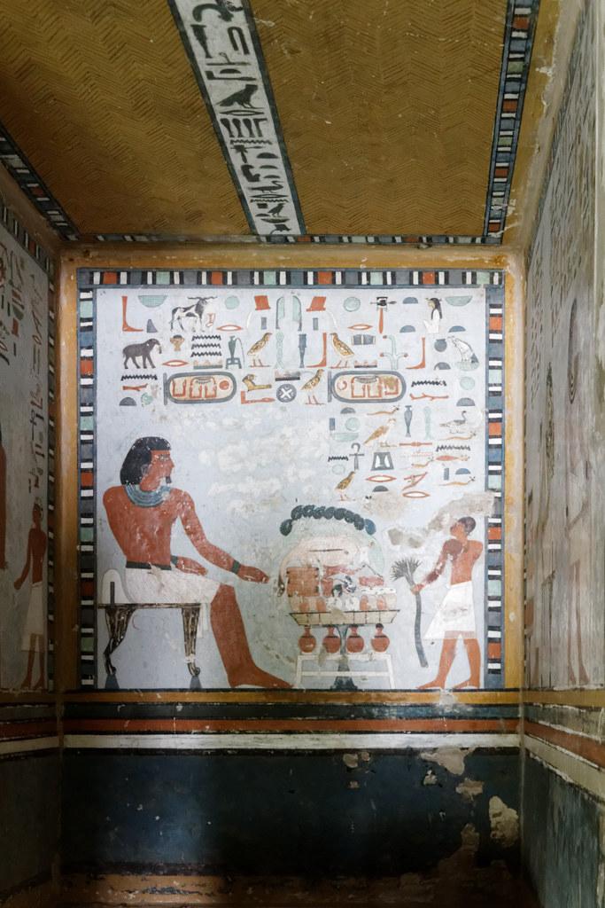 Inner Niche of the Tomb of Sarenput II