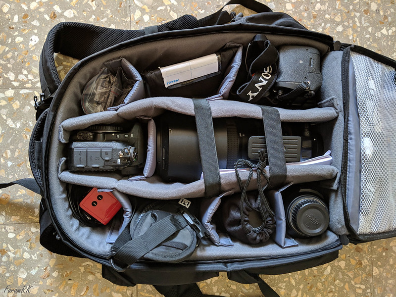 Photography gear for Singapore Airshow 2018