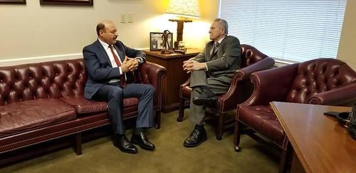11.10.2017 Vizita vicepreședintelui Parlamentului Valeriu Ghilețchi, în California, SUA