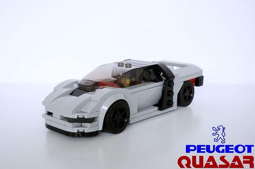 Peugeot Quasar 3 Front_Left