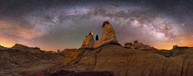 The Wizard of Bisti