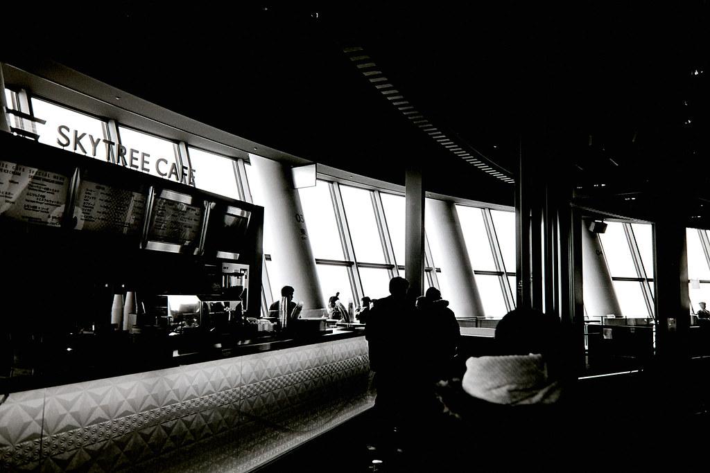 Skytree Cafe Tokyo