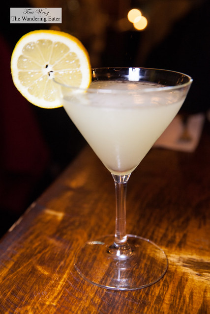 Lemon Extasy - Limoncello, vodka, simple syrup