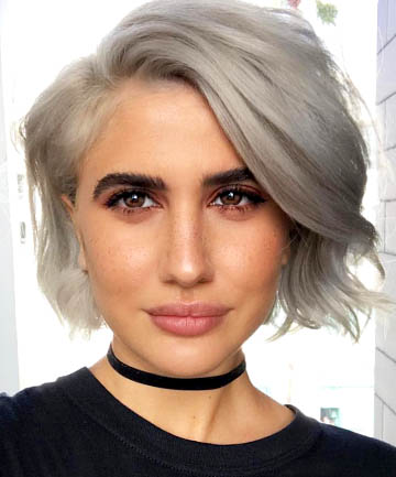 +20 Silver Hair Colors 2018 - Hair Colors 6