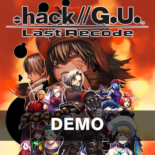 .hack//G.U. Last Recode Demo