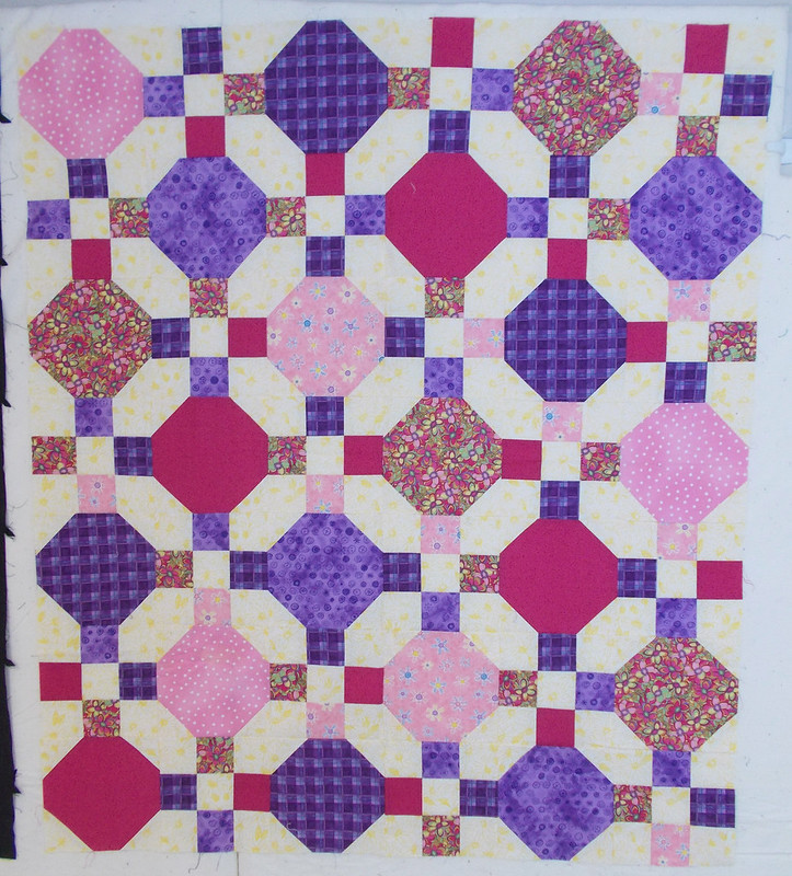 Raine quilt by Sandi Walton at Piecemeal Quilts