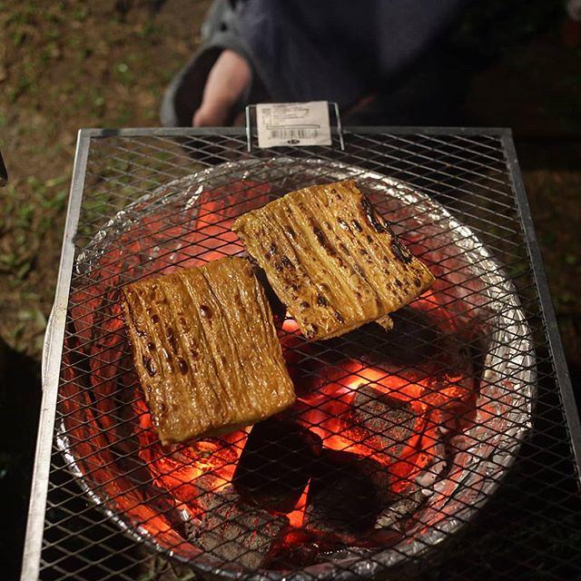 20180223 又變成戴皮了 #歐北露 #campingfood #ilovecamping #campinglife #萬能的戴門