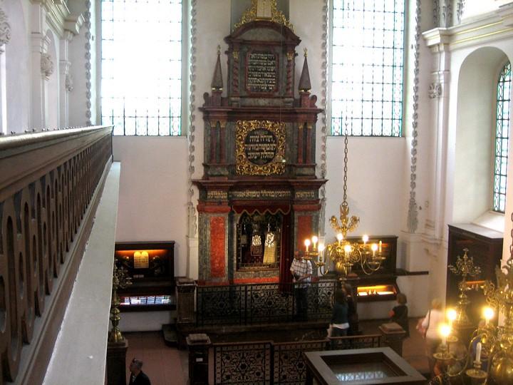 Sinagogas del Barrio Judío de Praga