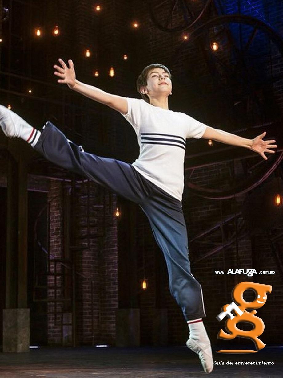 Arranca Gira Nacional de Billy Elliot en Guadalajara