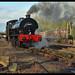 No 68067 28th Jan 2018 Great Central Railway Steam Gala