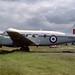 DH.104 Devon C2 VP962 Plymouth 24-6-78