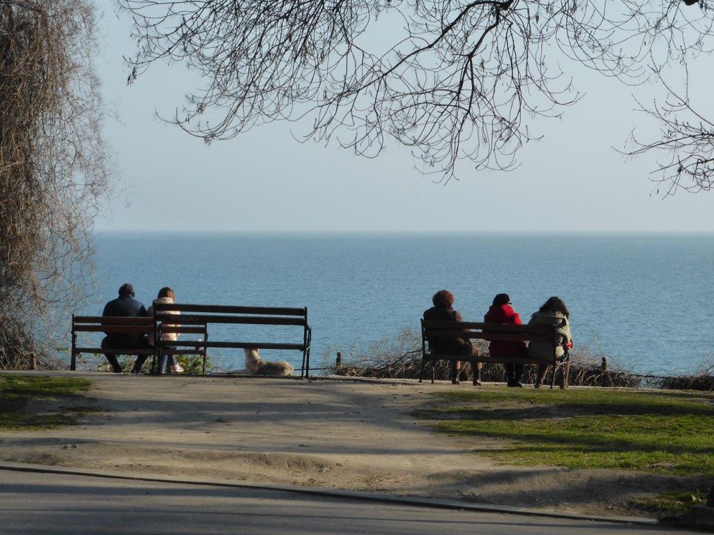 Морски парк