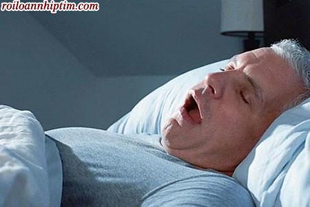 Ngưng thở khi ngủ - yếu tố tiềm ẩn gây rung nhĩ