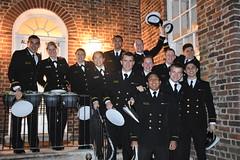 Class of 2018 1st Battalion Reception