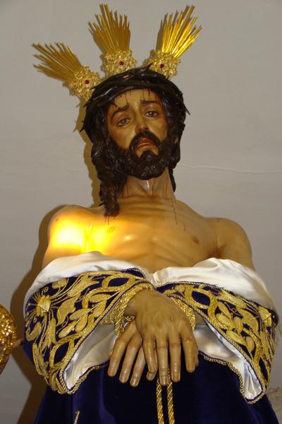 Hermandad De La Santa Cruz,Cofradia De Nazarenos De Nuestro Padre Jesús En La Presentación Al Pueblo Y Nuestra Señora Del Amor Y Sacrificio (Dos Pasos).