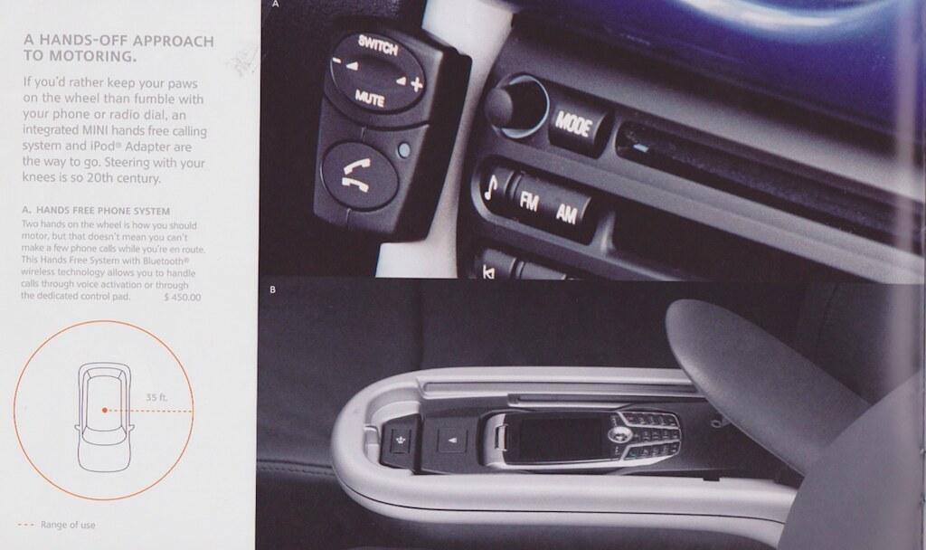 R53 Oem Bluetooth Retrofit North American Motoring