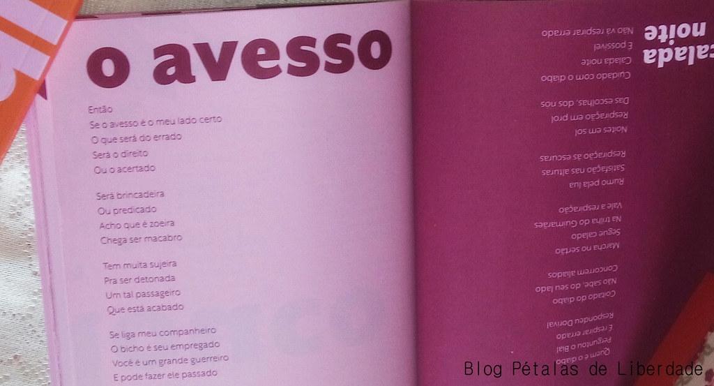 """Resenha: livro """"Em Poesia"""", Lara Braga, Coleção Mulheres Em Cena"""