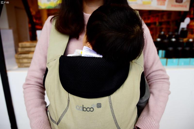 英國Caboo DXgo探索揹巾推薦嬰兒揹巾 (23)