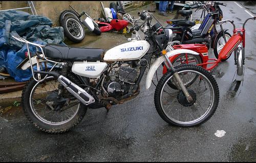 Suzuki TS 125 trail