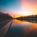 Reflecting Pool Sunrise
