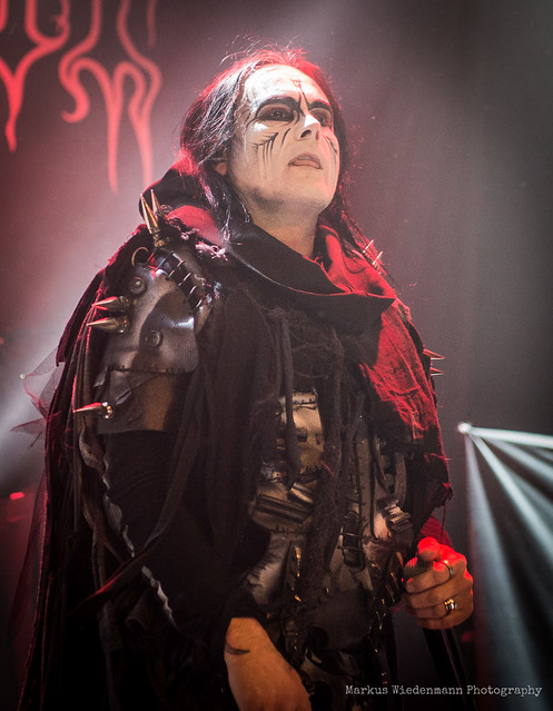 Cradle Of Filth, Haarlem, 02.02.2018