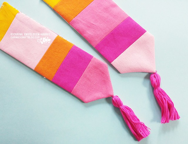 Tutorial :: Bookmark with Tassel