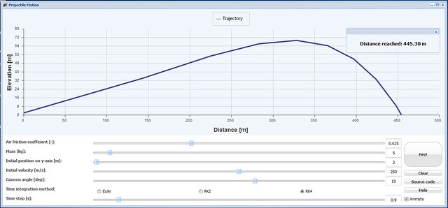 8-12 pounder max charge standard quadrant elevation maximum range fig2