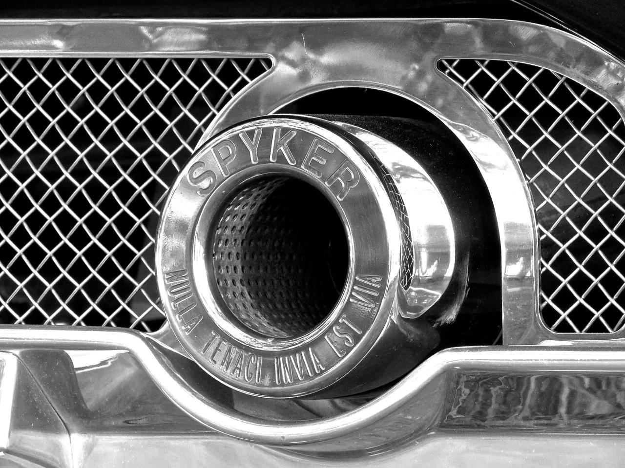 Spyker C8 LaViolette Misslewood 16