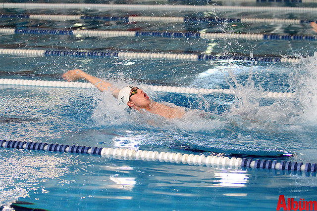 Görme Engelli Sporcular yüzme şampiyonası ve milli takım seçmesi -2