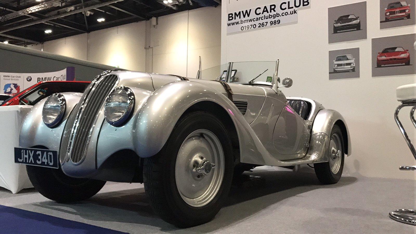 London Classic Car Show 2018 - zroadster net