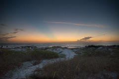 Indian Shores Sunset