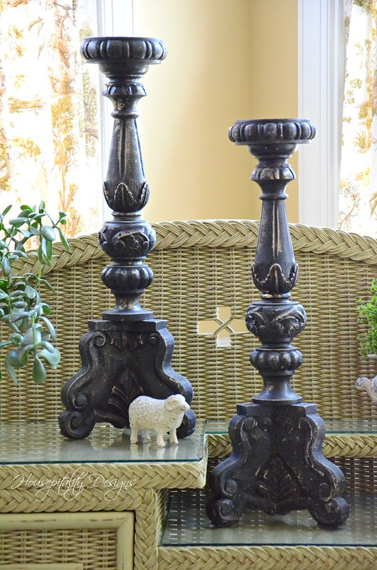 Arhaus Candlesticks-Housepitality Designs