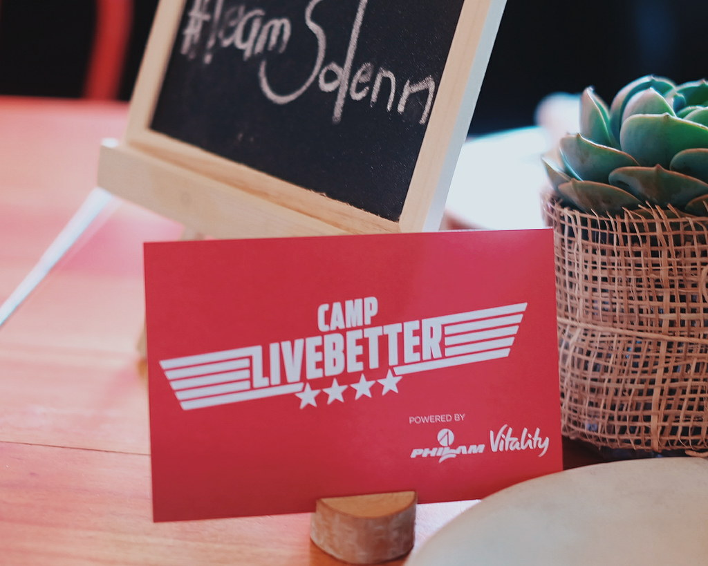 camp live better philam vitality
