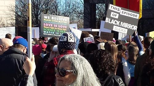 Women's Rally on Raleigh 2018