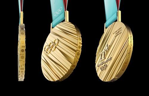 2018 Winter Olympics medal