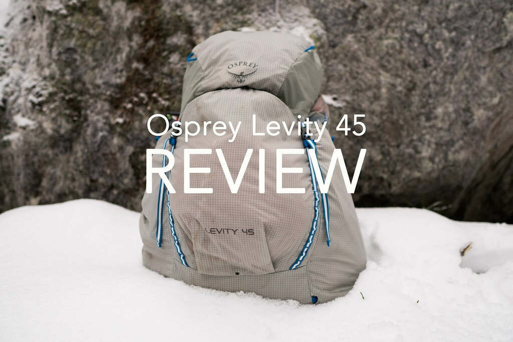 Osprey Levity 45 Review