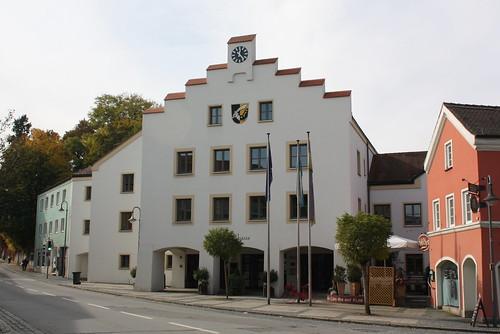 Rathaus Arnstorf