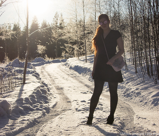 Styleblogger from finland, winter fashion, päivän asu