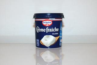 09 - Zutat Creme fraiche / Ingredient creme fraiche