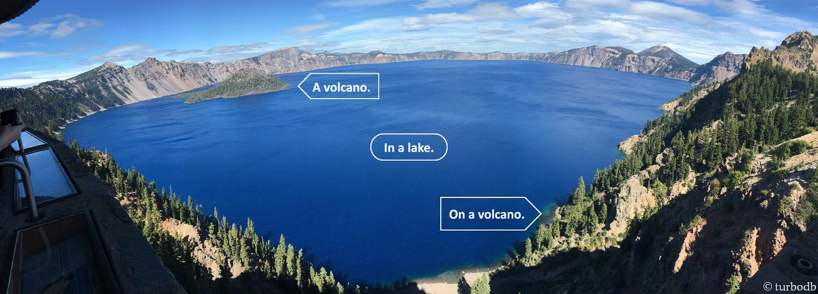 Crater Lake (Sep 2016)