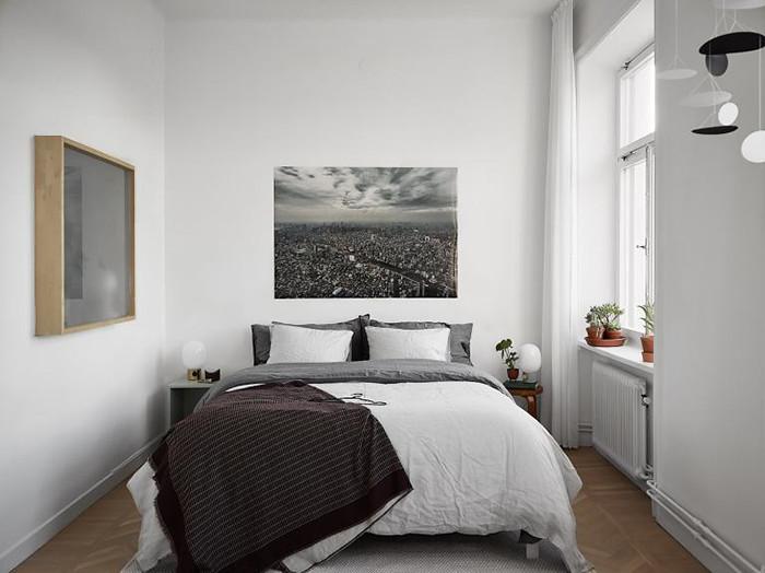 decoration nordic bedroom