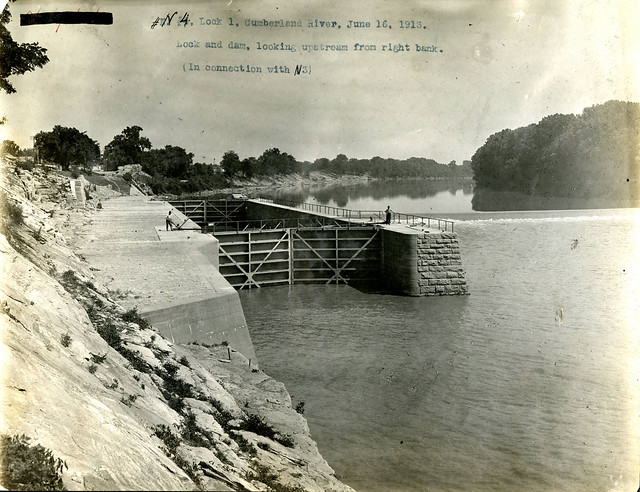 Nashville District tames Cumberland River with the 'Old Locks'