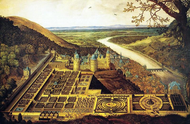 Jardín Hortus Palatinus