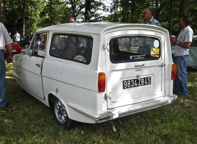 1967-1973 RELIANT Regal 3/30 Mk8 Supervan III