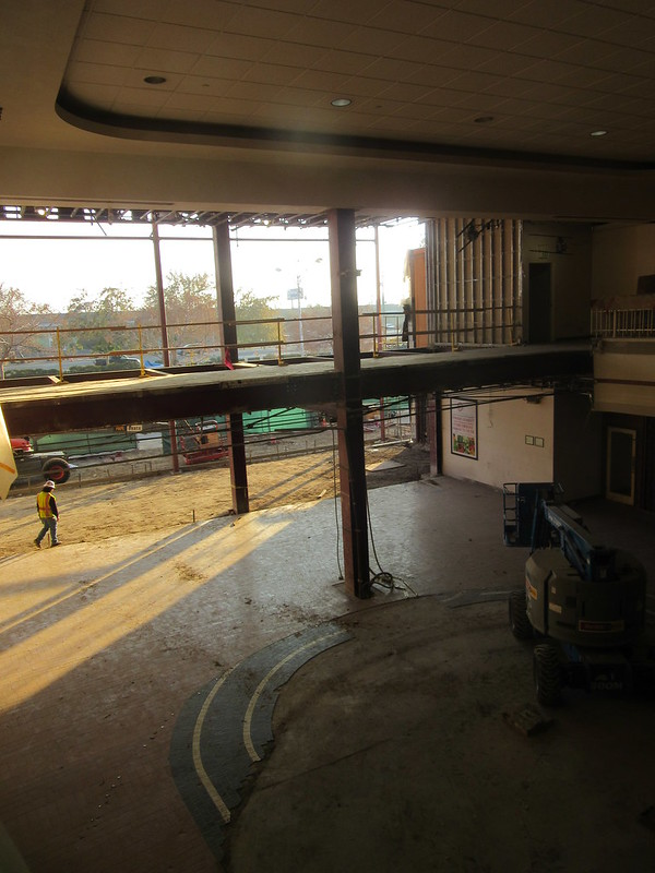 Is the Manchester Center Food Hall Really Coming? - Stop and